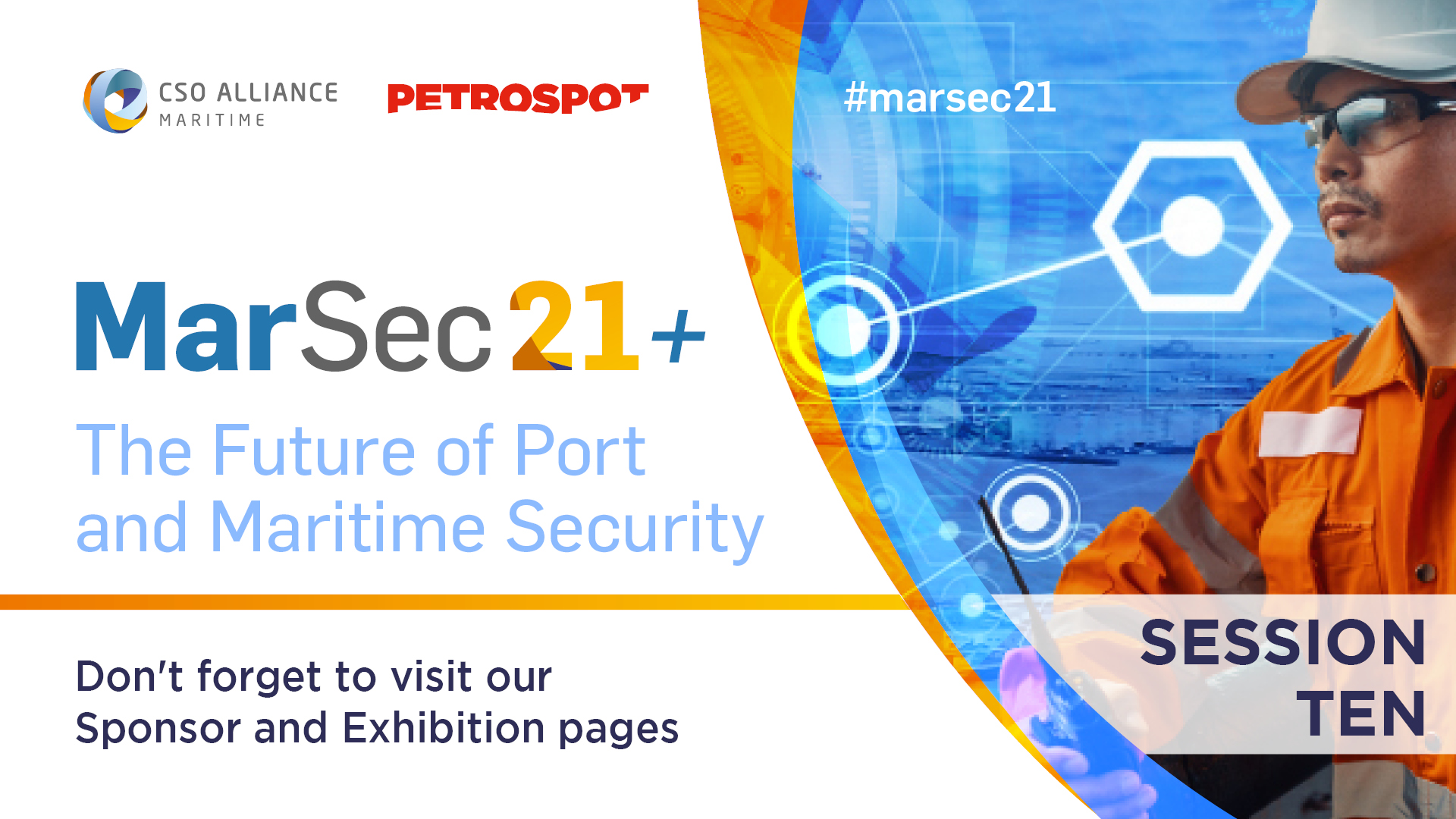 MarSec 21+ Session 10: What can we learn from other industries?